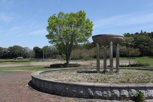 噴水広場(多分、、、)
