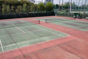 テニスコートは,インターネット予約の対象施設です。 情報ネットつくば利用者登録カードをお持ちの方は,つくば市公共施設予約システムからインターネット予約ができます。