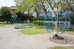 公園の代表的な遊具ですね。懐かしい!